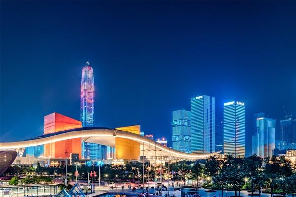 亮化照明工程对城市发展的重要性